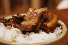Free Image on Pixabay - Roasted, Meat, Pork, Rice Braised Pork Belly, Pork Roast, Pork Buns, Melbourne Food, Crispy Pork, Australian Food, Peruvian Recipes, Wine Sauce, Soy Sauce