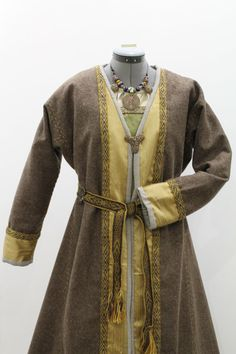 Viking kaftan, Birka model.                                                                                                                                                      More                                                                                                                                                     More