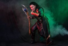 Loki cosplay by Ephiria Costumes Photo by Tamago Photographie