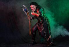 Loki cosplay by Ephiria Costumes Photo by Tamago Photographie