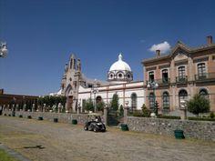 Ex hacienda pulquera Chimalpa-Hidalgo