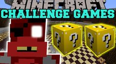 [Popularmmos - Minecraft ] PHANTOM MARIONETTE CHALLENGE GAMES(Pat and je...