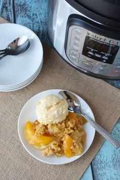 Peach Cobbler Recipe