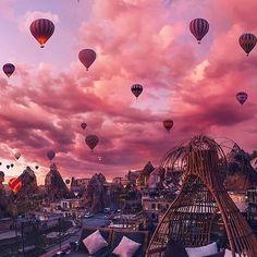 Reposting @trvlearth: Cappadocia Turkey #trvlearth #travelphotography #travel #travelgram #travelblogger #worldtraveler #travelling #travelmore #travelbug #travelblogger #travelpic #travel_captures #wonderful_places  #followme #ff #followus #cooltravelpix #follower #gonevacations #wanderwisely #travelbuzz #travelizing #bestvacations #travelawesome #luxuryworldtraveler #luxwt