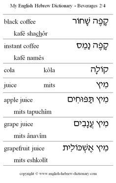 biblical hebrew english dictionary pdf