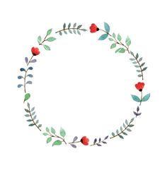 Floral frame vector art - Download vectors - 3274750