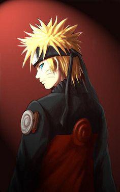 Naruto Uzumaki: I think this photo makes him look more like minato. maybe it's the hair? Naruto Vs Sasuke, Naruto Cute, Itachi Uchiha, Anime Naruto, Anime Manga, Gaara, Hinata, Naruto Images, Naruto Pictures