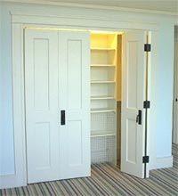 Folding Door For Closet