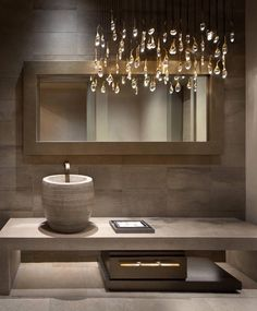 Chandeliers For Small Bathrooms  Spa19713Chr Luxurious Bathroom Delectable Bathroom Chandelier Design Inspiration