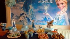 Frozen Party. Come fare una festa a tema frozen in casa