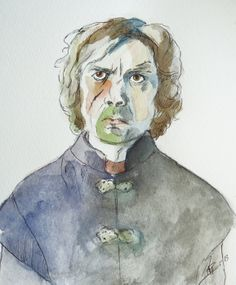 Tyrion Lannister by Paulina Brinck  http://www.picties.com/?option=author&author_id=118&image=294