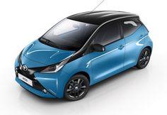 «Младшие» Toyota получили систему аварийного торможения - Автомотоблог