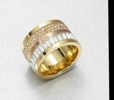 Michael Kors Barrel Ring...sorry, my 1st time