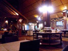 rawa island resort - dining restaurant
