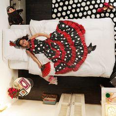 Детское постельное белье с забавными принтами от Snurk