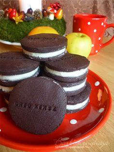 Barbi konyhája: Oreo keksz Death By Chocolate, Cake Cookies, Nutella, Oreo, Biscuits, Pancakes, Muffin, Goodies, Dessert Recipes