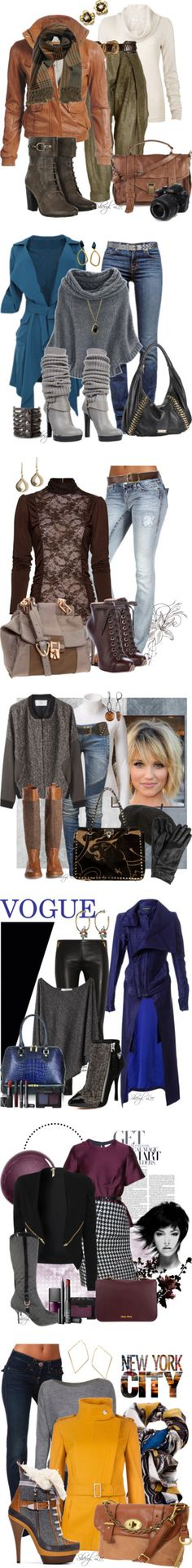 """""""Fall 2012 Fashion"""" by sheryl-lee on Polyvore"""