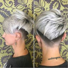 40 Beste Kurze Frisuren für Feines Haar // #Beste #feines #Frisuren #für #Haar #kurze
