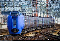 RailPictures.Net Photo: Unknow Japan Railways (JR) KiHa 281 at Sapporo, Japan by Noppanut T.