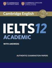 Cambridge IELTS 12 Academic with Answers (PDF + Audio) - selfstudymaterials.com