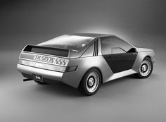 1980 Ford Mustang RSX Ghia