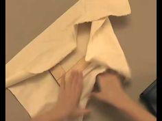 Preparación de un lienzo - YouTube