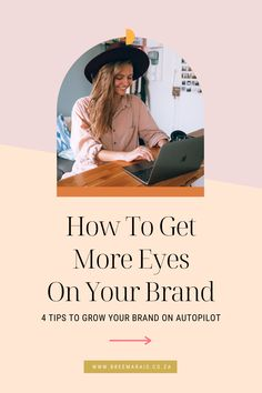 Trying to grow your business and need some help? Then you've hopped on just the right post. Growing a brand can be a lot at once, from emails, to posts, to design to videos, and and and. But there is a much simpler way to grow your brand on autopilot using my favourite tool by far - Pinterest. See how you can increase traffic to your site or business with these 4 tiny tweaks to your Pinterest page. Jump on the link and learn more. #pinterestmarketing #pinterestboards #pintrestpins #pins… Link And Learn, Growing Your Business, Pinterest Marketing, About Me Blog, Things To Come, How To Get, Posts, Eyes, Learning