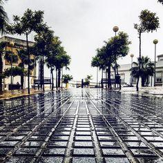 Y sigue lloviendo #lluvia y #rinconesdemontilla