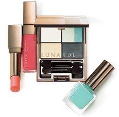 Lunasol Spring 2013 Makeup Collection