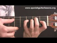 Spanish Guitar Lessons - Instant Flamenco Chords! - YouTube