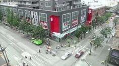 Urban-friendly Target to open this week in downtown Seattle.
