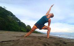 Change: 3 weeks yoga teacher training