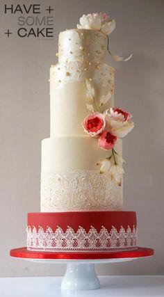 SAMERA by Enrique - http://cakesdecor.com/cakes/257572-samera