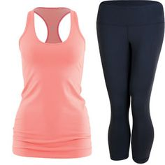 """What To Wear: Barre Workouts : """"Barre classes are super graceful, thus you want to feel and look the part,"""" barre-class junkie Emily Parr told me. Sporty Outfits, Cute Outfits, Fashion Outfits, Sporty Clothes, Fitness Outfits, Fitness Gear, Fitness Motivation, Workout Attire, Workout Wear"""