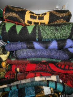 blankets for upcycling?