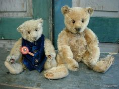 Antique Steiff Teddy Bears
