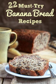 Wholemeal Banana, Date and Apple Bread (Egg Free / Dairy Free / Sugar Free) ingredient desserts banana bread) Healthy Eating Recipes, Healthy Baking, Healthy Treats, Healthy Mummy, Healthy Dips, Healthy Breakfasts, Healthy Desserts, Sugar Free Recipes, Sweet Recipes