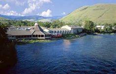 Clark Fork River Missoula Mt Doubletree Hotel