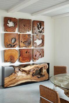 Rustic Furniture, Diy Furniture, Furniture Design, Furniture Projects, Wood Projects, Woodworking Projects, Handmade Wood Furniture, Live Edge Furniture, Woodworking Chisels