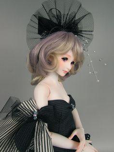 RML PHANTASY HEARTS V1A FACE by RMLBJD.deviantart.com on @deviantART #bjd #3dprinter #3dprint #balljointeddoll #doll