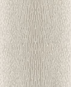 Enigma (110109) - Harlequin Wallpapers - A stunning rainfall effect made with glass beads which catch the light beautifully. Shown in clear/gold beads on cream. Please request sample to see the true effect. Non-woven product but please paste the paper. Free pattern match.