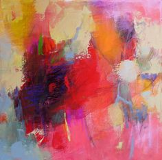 A blog about abstract painting by Debora L. Stewart