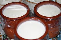 Sueño con ser cocinera: Yogur natural casero