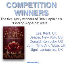 """ABBA Fans Blog: """"Finding Agnetha"""" Competition Winners #Abba #Agnetha http://abbafansblog.blogspot.co.uk/2015/10/finding-agnetha-competition-winnershe.html"""