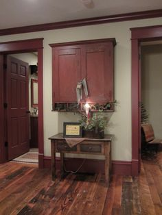 6a00d8341c94c753ef015438b8c28b970c-pi (3000×4000) Shallow cabinet and table for hallway