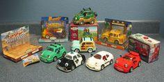 Chevron Cars- Freddy 4 Wheeler, Tyler Taxi, Hank Hot Rod, Patty Patrol, Woody Wagon