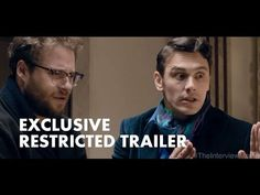 """Watch the Official Trailer for """"The Interview"""" Starring James Franco & Seth Rogen 