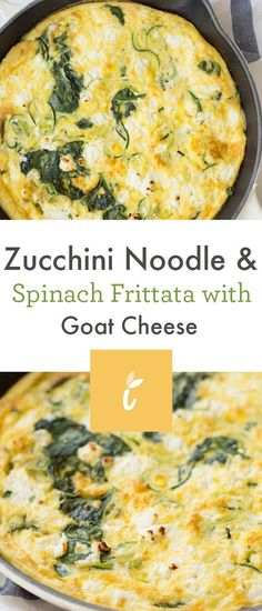 In the summertime, zucchinis grow so quickly! They seem to almost grow like weeds, popping up everywhere. Of course, making a spiralized pasta or salad is a quick, easy, go-to way to use up all tha…