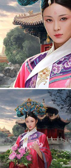 后宫·甄嬛传 年世兰  华妃