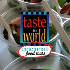 At the Taste the World Tour, experience a foodie trip around the world during a 90-minute guided tour of Cincinnati's historic Findlay Market.   #cincy, #findlayMarket, #food, #cincinnati